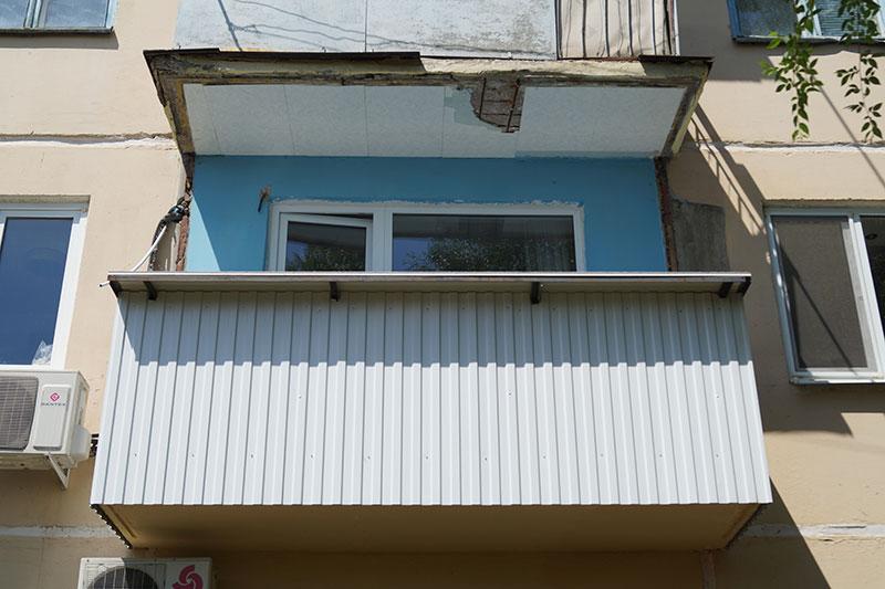 Расширение балконов в оренбурге на высочайшем уровне от balk.