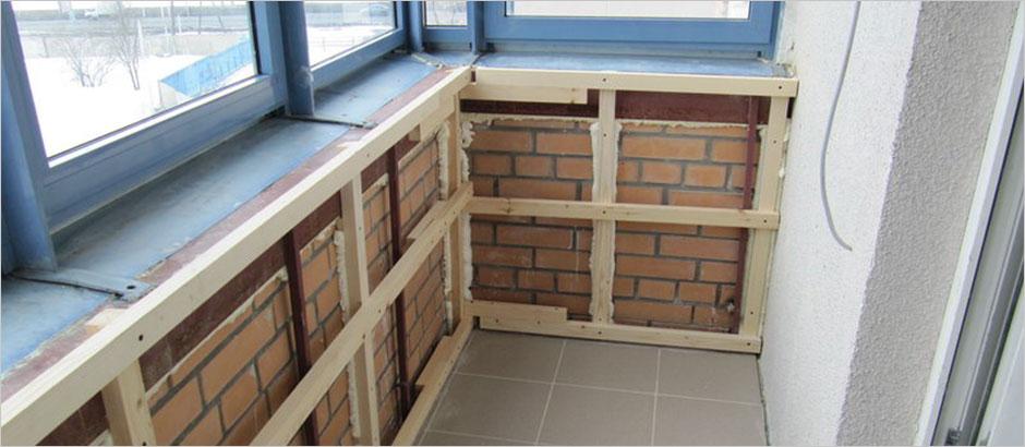 Оздоблення балкона вагонкою: покрокове керівництво ремонт.